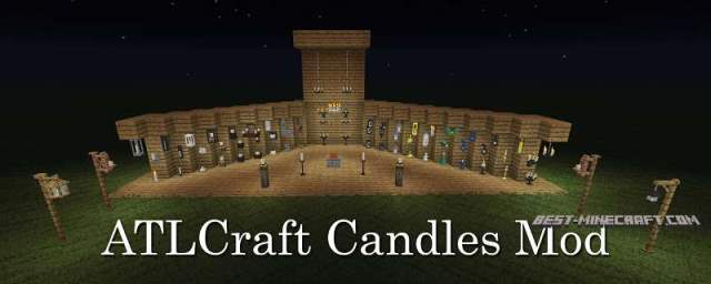 ATLCraft Candles