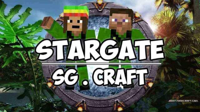 Star Gate (SG Craft)
