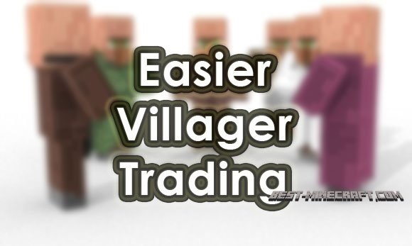 EasierVillagerTrading