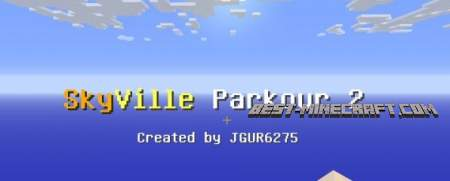 Skyville Parkour 2